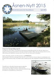 Åsnen-nytt 2015-1