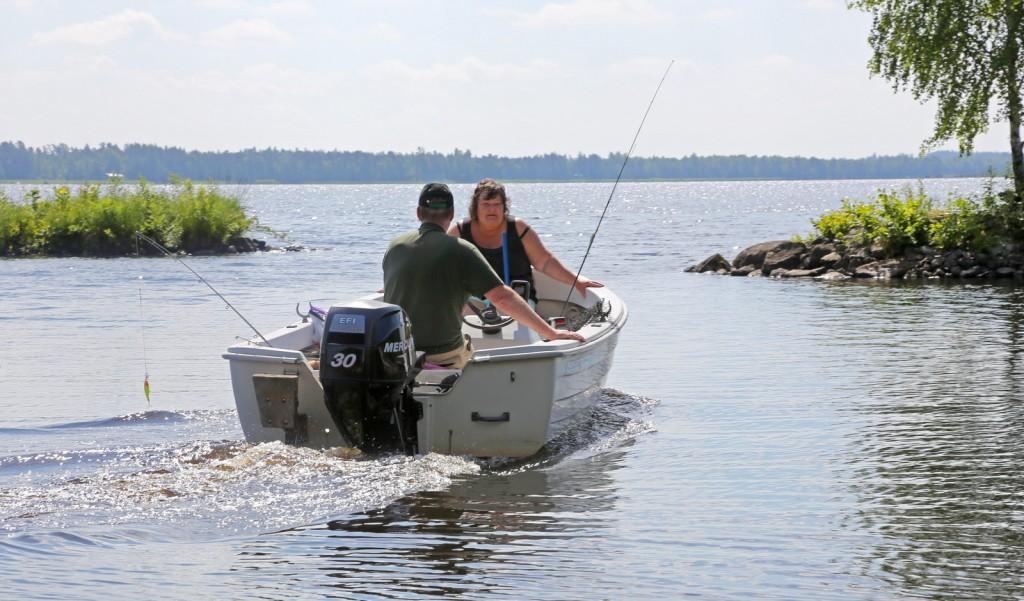 båt i sjön Hulevik_resize