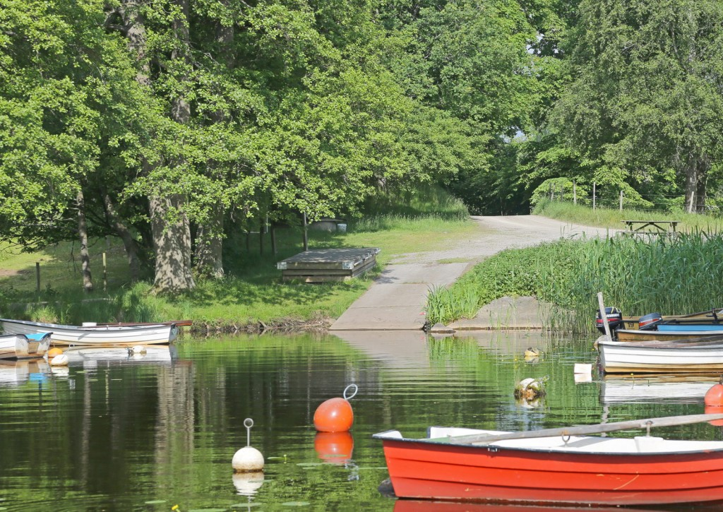 Båtiläggning Skatelöv prästabryggan_resize